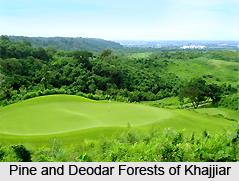 Khajjiar, Chamba District, Himachal Pradesh