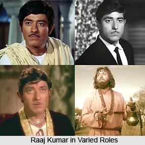 Raaj Kumar, Bollywood Actor