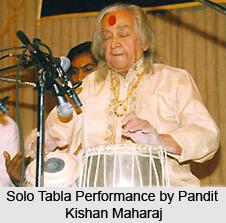 Pandit Kishan Maharaj, Indian Classical Instrumentalist
