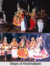 Krishnattam, Indian Theatre Form