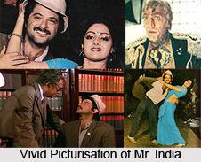Mr. India,  Indian film
