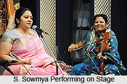 S  Sowmya, Indian Classical Vocalist