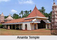 Ananta Temple, Goa