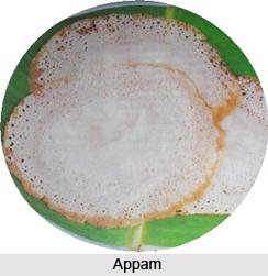 Appam, Malayalam Cuisine