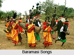 Baramasi Songs, Indian Folk Music