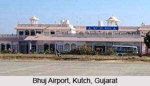 Bhuj Airport, Kutch, Gujarat