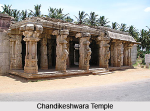 Chandikeshwara Temple, Hampi, Karnataka