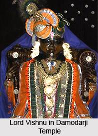 Damodarji Temple, Junagadh