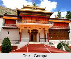 Diskit, Leh, Ladakh