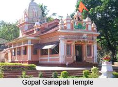 Gopal Ganapati Temple ,Ponda