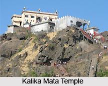 Kalika Mata Temple, Gujarat