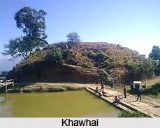 Khawhai , Mizoram