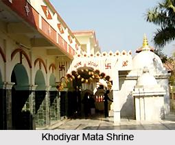 Khodiyar Mata , Sihor
