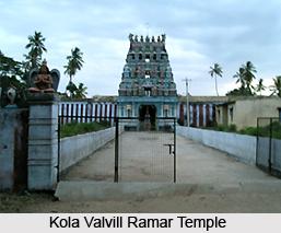 Kola Valvill Ramar Temple, Tamil Nadu