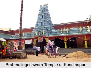 Kundinapur, Mythological City