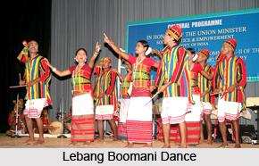 Lebang Boomani Dance