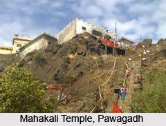 Mahakali Temple, Pawagadh, Vadodara, Gujarat