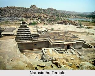 Narasimha Temple, Hampi, Karnataka