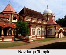 Navdurga Temple, Goa