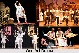 One Act Play in Amateur Theatre