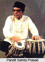 Pandit Samta Prasad, Indian Classical Instrumentalist