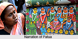 Patua Song, Indian Folk Music