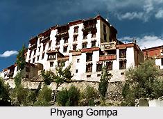 Phyang, Leh, Ladakh