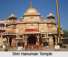 Shri Hanuman Temple, Sarangpur