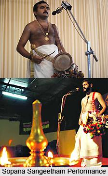 Sopana Sangeetham, Music of Kerela