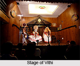 Vithi, Indian Theatre Form