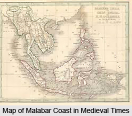Sultans of Malabar, India