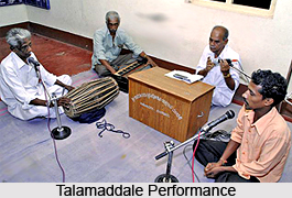 Talamaddale, Indian Theatre Form