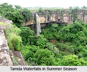 Tamda Waterfall
