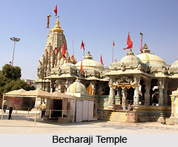 Temple of Bahuchara, Mehsana District, Gujarat