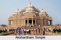 Temples in Gandhinagar