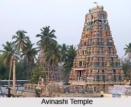 Temples in Tiruppur District, Tamil Nadu