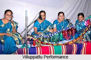 Villuppattu, Indian Theatre Form