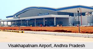 Visakhapatnam Airport, Andhra Pradesh