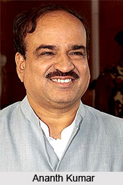Ananth Kumar, Minister of Chemicals and Fertilizers