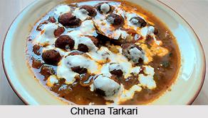 Chhena Tarkari, Oriya Recipe