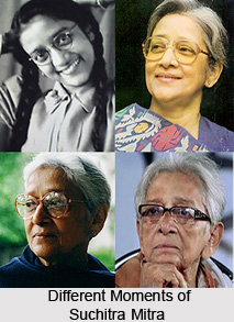 Suchitra Mitra, Rabindra Sangeet Singer