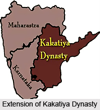 Kakatiya Dynasty of Warangal, Andhra Pradesh
