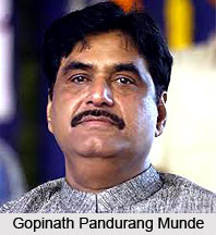 Gopinath Munde, Indian Politician