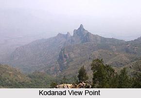 Kodanad View Point, Kotagiri, Tamil Nadu