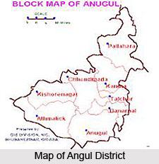 Angul District