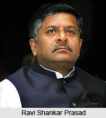 Ravi Shankar Prasad, Minister of Communications and Information Technology and Minister of Law and Justice