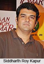 Siddharth Roy Kapur, Indian Movie Producer