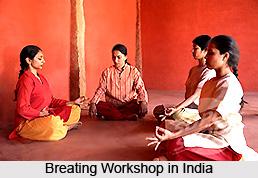 Breathing Exercises For Handling Involuntary Release , Kundalini Yoga