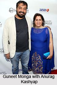 Guneet Monga, Indian Movie Producer