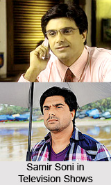 Samir Soni, Indian TV Actor